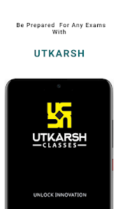 screenshot of Utkarsh: Online Test, Live Video Classes, ebooks version 3.0