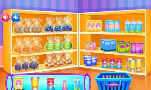 screenshot of ice candy cooking - food truck version 1.0.0