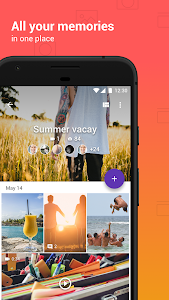 screenshot of letmesee: event photo sharing version 1.1.5
